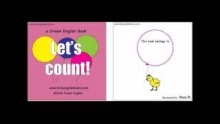 Read Along with Vicky 音読シリーズ #2  Let's count!